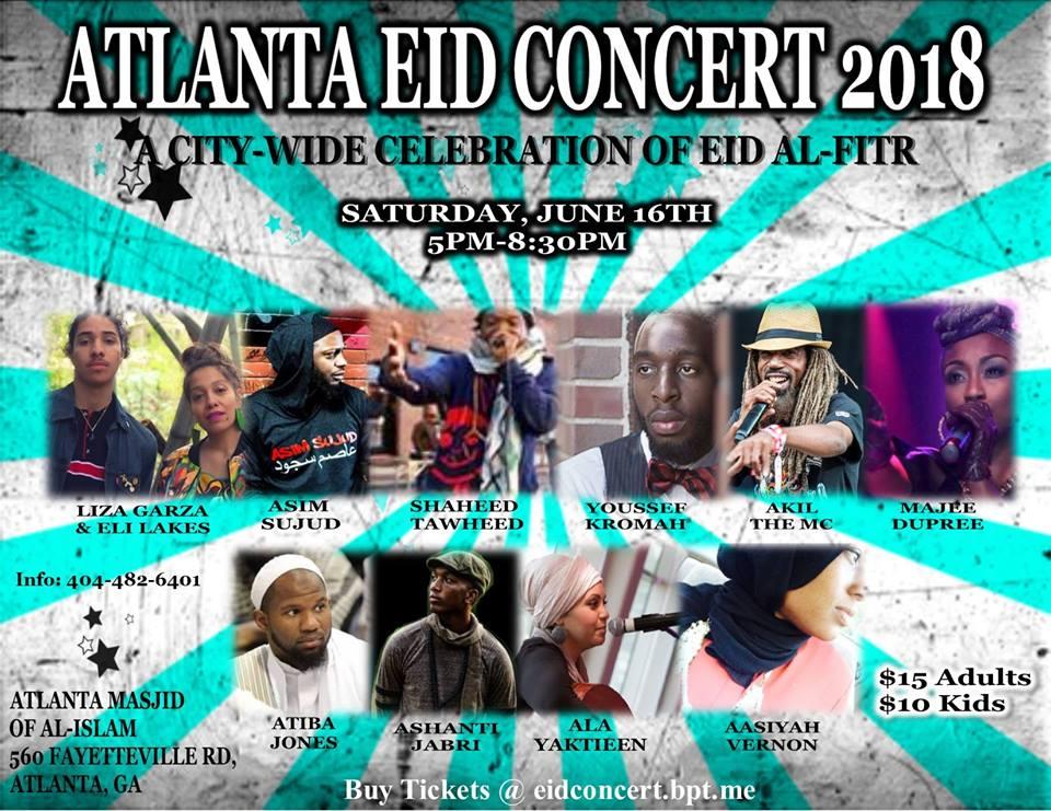 Eid Concert 2018