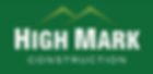 High Mark Aspen Construction Company, Serving the