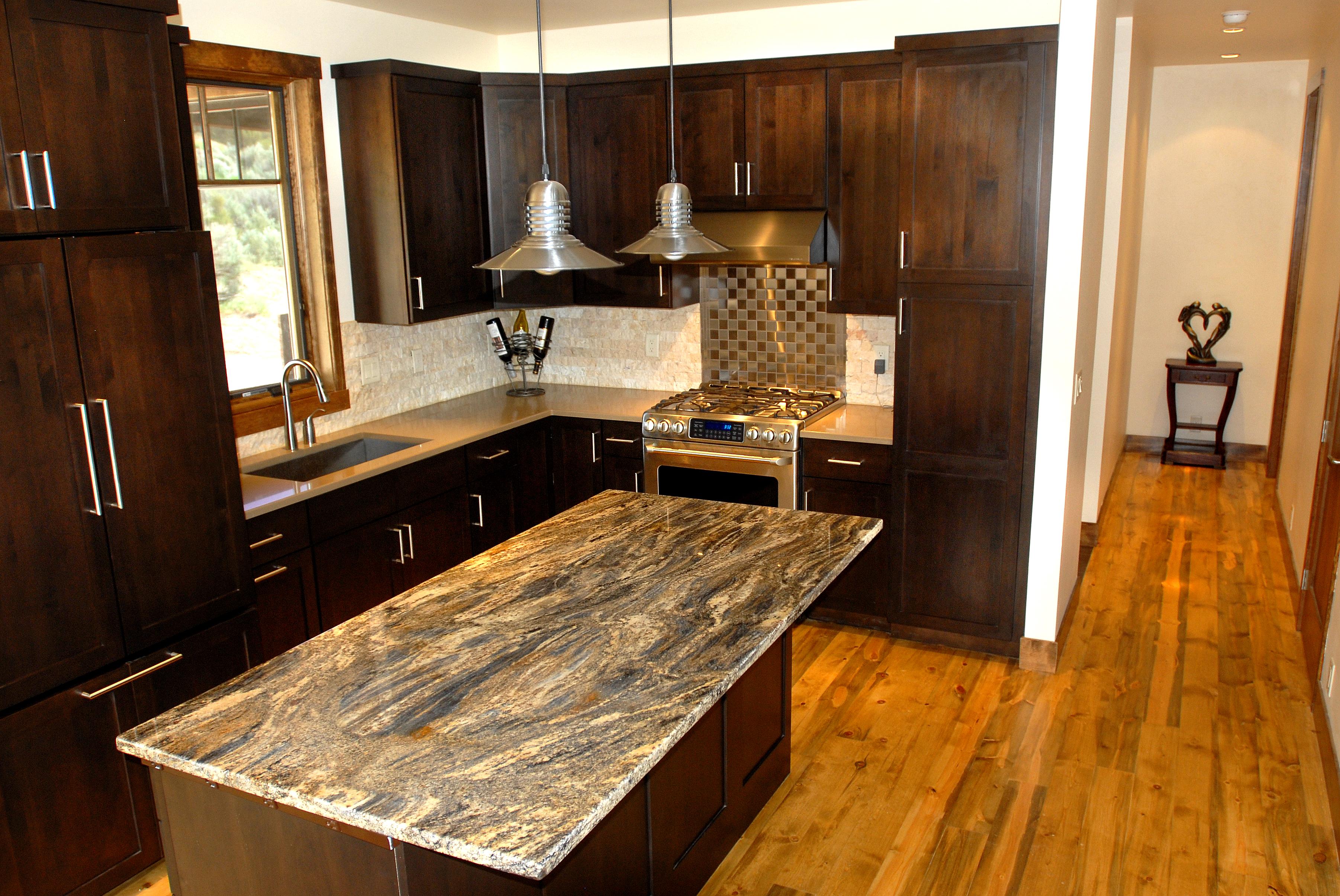 Pinyon Mesa Drive Kitchen