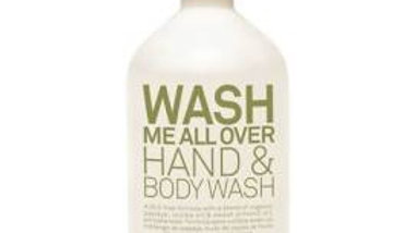 ELEVEN Wash me all over handand body wash