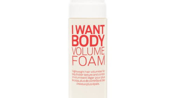 Eleven I Want Body Volume Foam