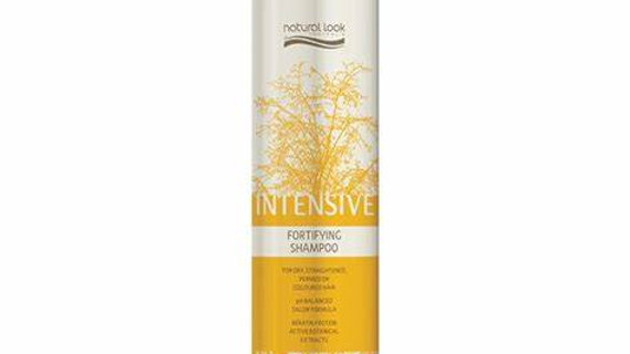 Natural Look Intensive Fortify Shampoo