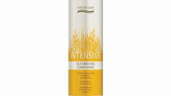 Natural Look Intensive Silk Enriched Conditioner