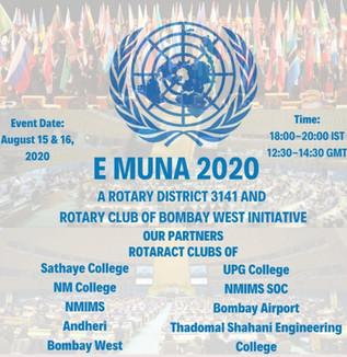 E-MUN 2020