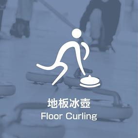 地壺球冰壺CURLING SPORTS可以室內進行