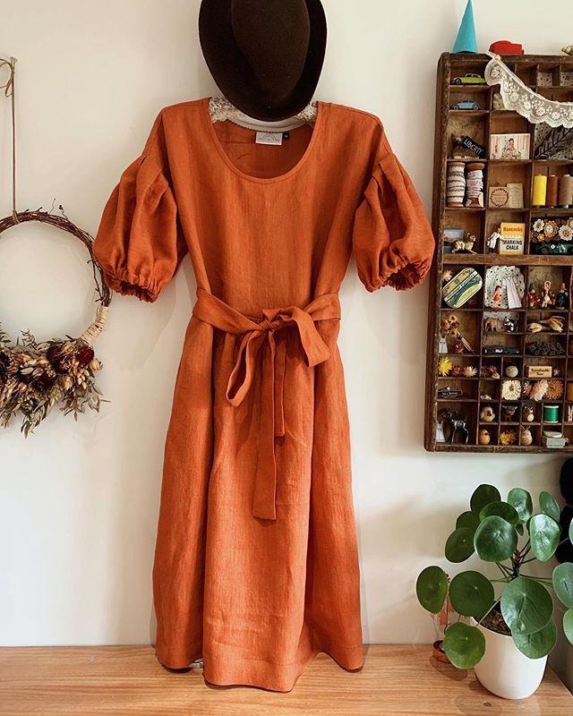 Pumpkin patch MAISIE dress. I have enoug