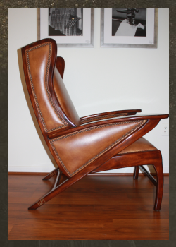The Unique and Comfortable Boomerang Chair