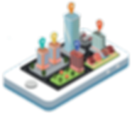 Urban survey on tablet