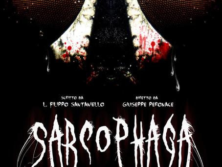 """Siamo lieti di dare il benvenuto al corto """"Sarcophaga"""" l'Horror diretto da Giuseppe Peronace!"""