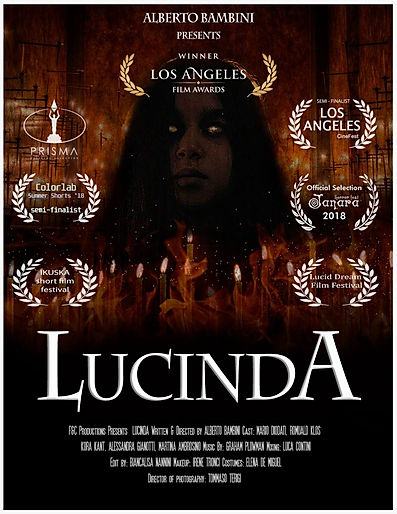Lucinda Official Poster