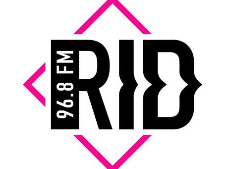 Oltre l'oscurità su Radio RID 96.8