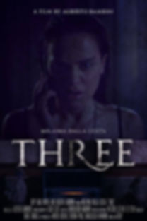 Three Official Poster