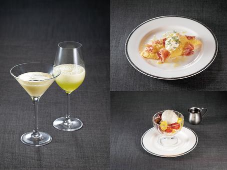 GINZA SIX内 銀座大食堂 フタバフルーツパーラーにてコラボメニューが期間限定で展開!