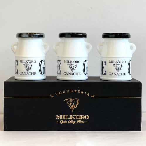 ミルコロ 発酵ホワイトガナッシュ<3個セット>(送料込・税込)