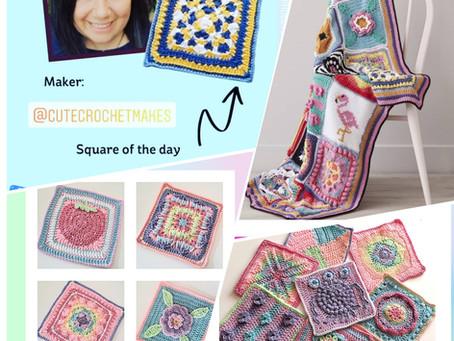 Hobby Craft Granny Square CAL