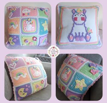 Unicorn Cushion Coming Soon!