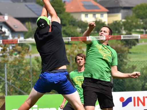 """GSE"" holt Faustball-Ortsmeistertitel"