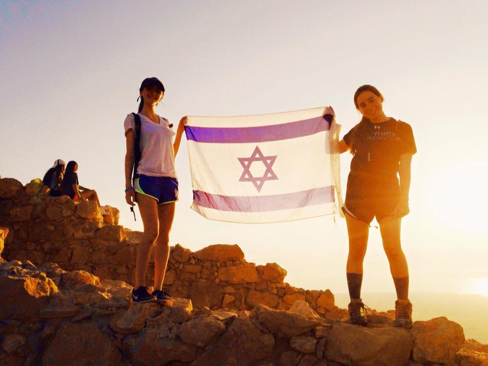 CVK Masada flag