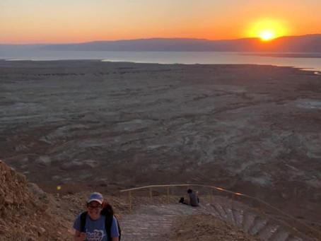 Conquering Masada by Daphne