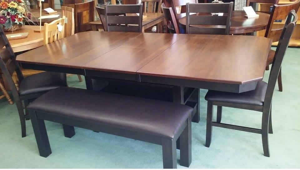 ironwood dining set