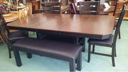 ironwood dining set