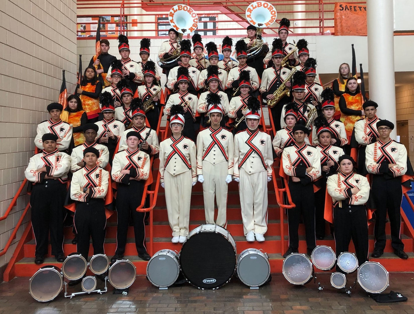 MHS Marching Band 2019