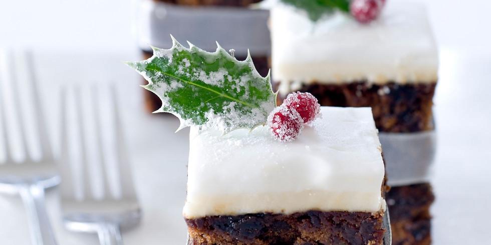 Christmas Cake and Festive Bakes