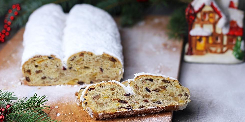 Christmas Breads & Festive Treats Saturday 4th December 2021