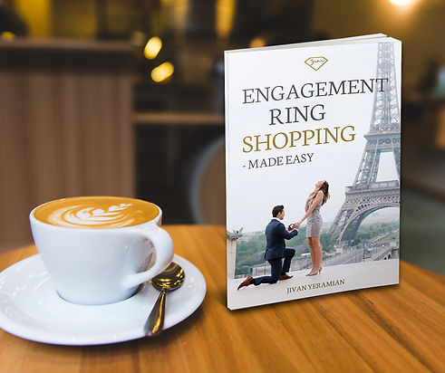 Engagement Ring Shopping Guidebook | Jewelry Design House