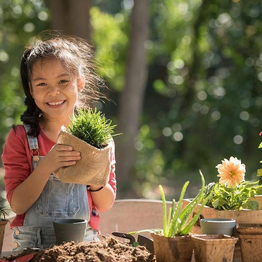 Kids Workshop: Let's Plant Flowers!