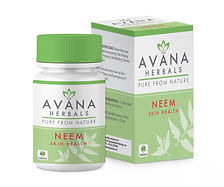 Neem Tablets for Acne