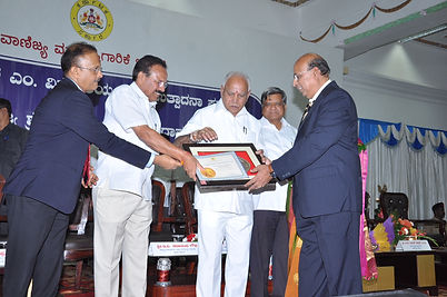Sir M Visvesvaraya Manufacturing Excellence Award