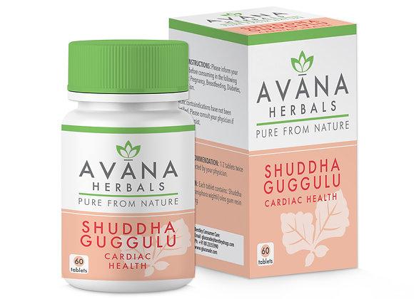Shuddha Guggulu Tablets