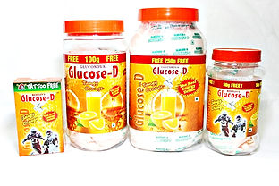 Orange Glucose Powder, Glucose D orange, Gluconova