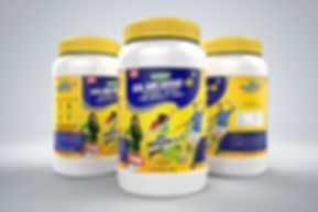Glucose D lemon flavour 500gm | Vitcose D | Glucose D Lemon| India