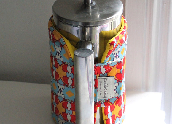 Cafetiere Cosy 'Block One' Large