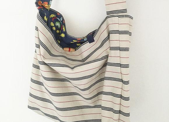 Simple Reversible Tote Bag