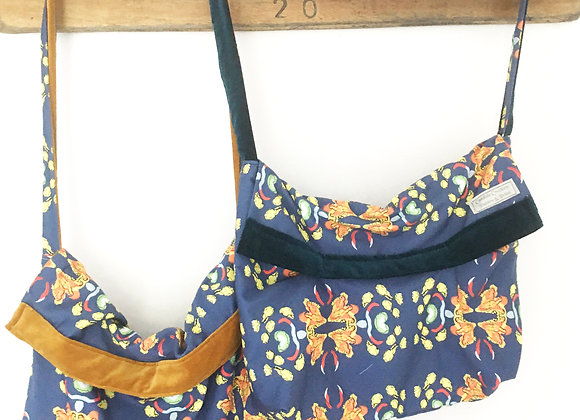 Customised Classic Adjustable Shoulder Strap Flap Bag