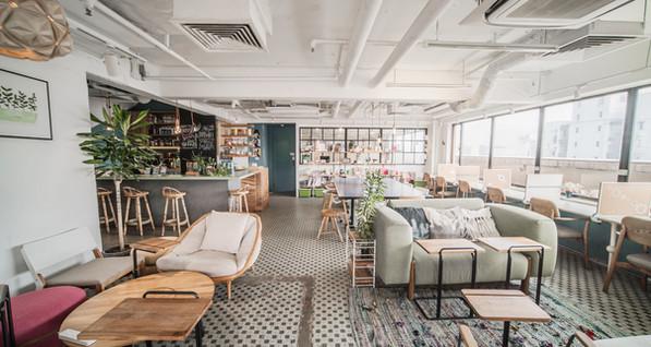 Mong Kok Reading Lounge