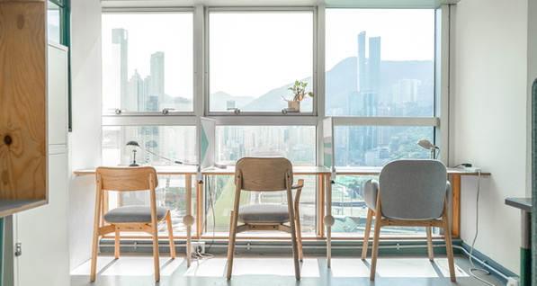 Causeway-Bay-Work-Study-space-Racecourse-View