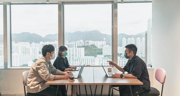 Sha Tin Discussion Area