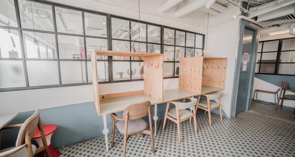 Quiet Working Spaces MK