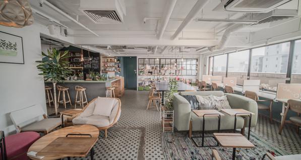 Mongkok Reading Lounge