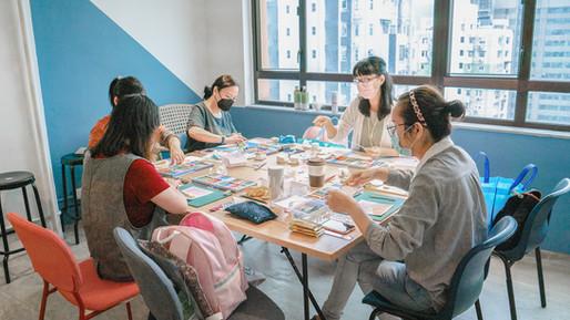 Workshop spaces