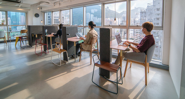 Working Spaces CWB