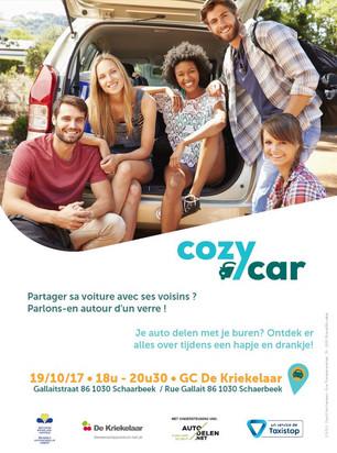 Réunion Cozycar