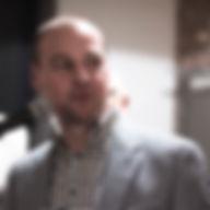 Cédric Mahieu, président du cdH de Schaerbeek