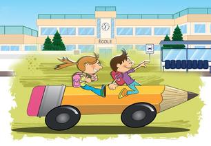 Arriver à l'école en toute sécurité