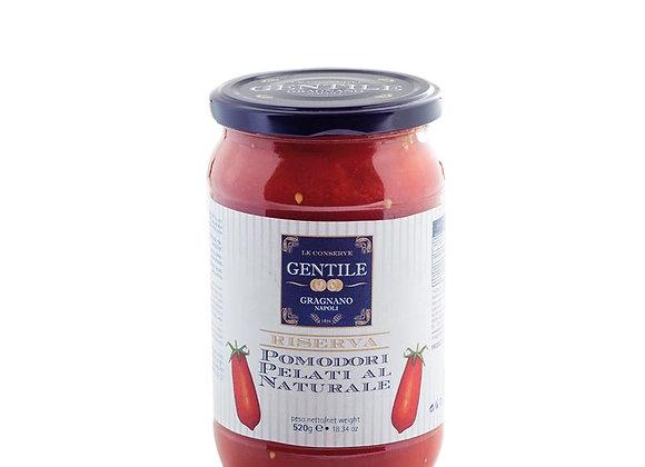 Pomodori Pelati al Naturale - Riserva