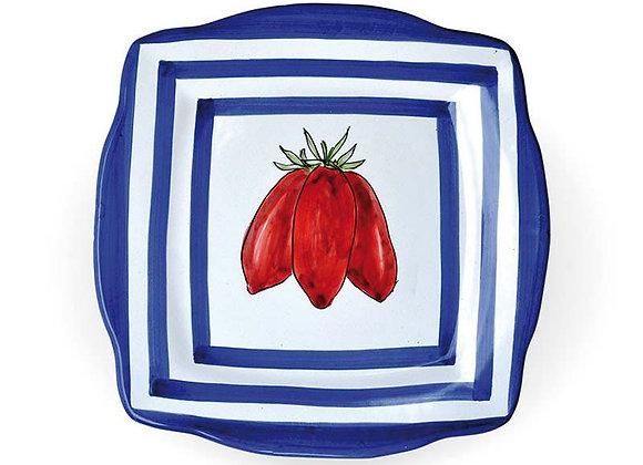 Piatto grande con San Marzano